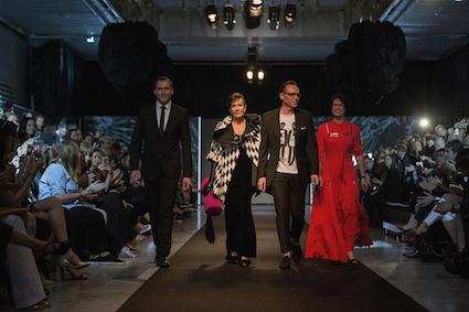 Mercedes-Benz Fashion Week Ljubljana 2016