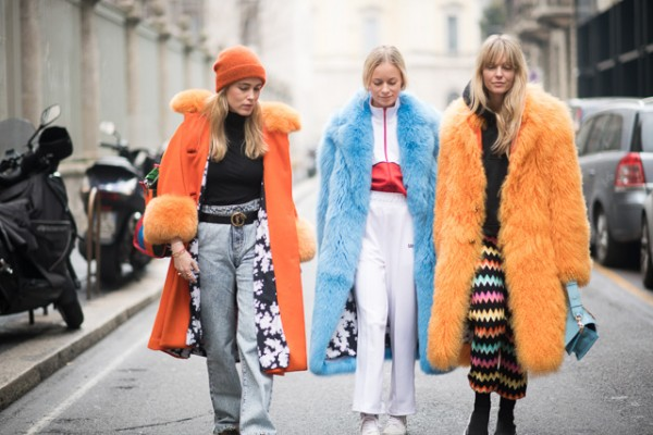 Street Style: February 24 - Milan Fashion Week Fall/Winter 2017/18