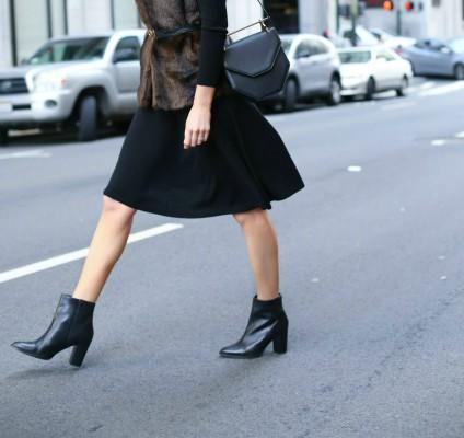 brown-black-fur-vest-turtleneck-sweater-midi-dress-dune-block-heel-pointy-toe-booties-work-wear-style-fashion-blog-1ggs
